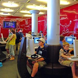 Интернет-кафе Икши