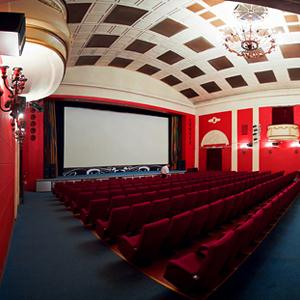 Кинотеатры Икши