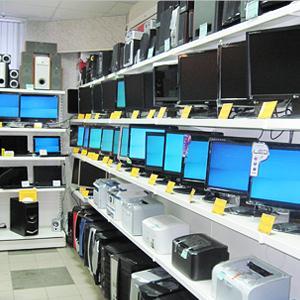Компьютерные магазины Икши
