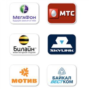 Операторы сотовой связи Икши