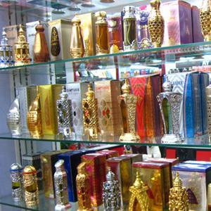 Парфюмерные магазины Икши