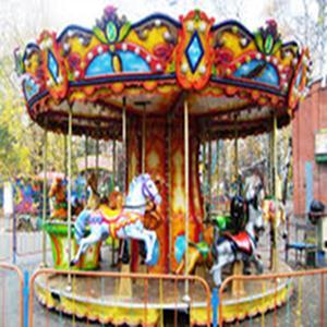 Парки культуры и отдыха Икши