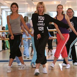 Школы танцев Икши