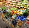 Магазины продуктов в Икше