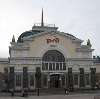 Железнодорожные вокзалы в Икше