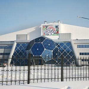 Спортивные комплексы Икши