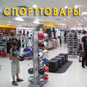 Спортивные магазины Икши