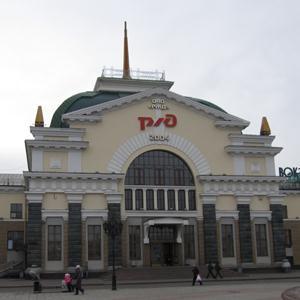 Железнодорожные вокзалы Икши